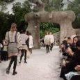 The Louis Vuitton 2019 Cruise Collection by Nicolas Ghesquière was presented within the incredible setting of the Fondation Maeght along the aisles of the Miró …