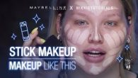 NEW Maybelline product alert! Get a sneak peak of the NEW SuperStay Foundation Stick by the one and only Nikkie Tutorials. Nikkie starts off by showing her tip …