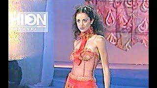 ROSY GARBO Haute Couture Spring Summer 2001 Rome – Fashion Channel YOUTUBE CHANNEL: http://www.youtube.com/fashionchannel WEB TV: …