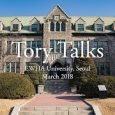 Tory Burch gave a Tory Talk on March 6th at Ewha Womans University, the largest women's college in the world located in Seoul, South Korea. She spoke about …