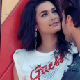 The GUESS Holiday 2018 Collection Campaign starring Gwen Van Meir, Alexandria Hanson, Mitchell Wick and photographed by Tatiana Gerusova in Downtown Los Angeles, CA. Oficcial video by Guess