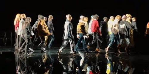 Discover RUNWAY 2.13.19 MARC JACOBS here: http://marcjacobs.social/RUNWAY21319 Video by Nicolas Newbold – Marc Jacobs