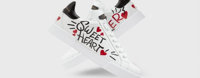 Love is in the heart.#DGLimitedsneakers for Valentine's Day Fall in love with the new customized #DGLimited sneakers. Choose your favourite design, make the customization and buy them before February 6th […]