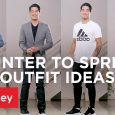 Be prepared for the changing seasons with this winter to spring outfit ideas try-on for men. Get inspired by these casual outfits for men, business casual looks and even workout […]