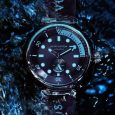 Louis Vuitton welcomes the Street Diver to its iconic range of Tambour timepieces. Without compromising the underwater credentials of a traditional dive watch, the Street Diver retains the colorful and […]