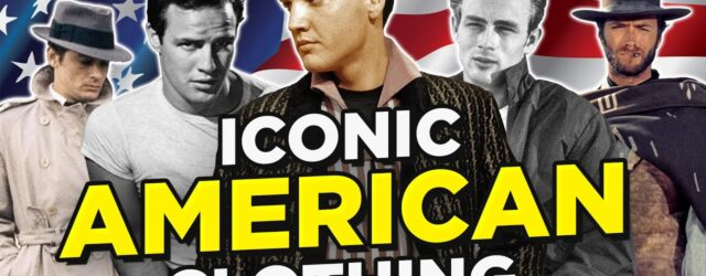 ICONIC FASHION …. 7 Iconic AMERICAN Styles That Transformed The World 0:15 – Cowboy Boots 1:29 – Aviator Sunglasses 3:51 – Check out Vitaman! 4:15 – Sack Suit 6:04 – […]