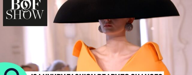 Founder and CEO of The Business of Fashion, Imran Amed travels to Paris for the first time since global lockdowns to find designers Demna Gvasalia of Balenciaga and Marine Serre […]